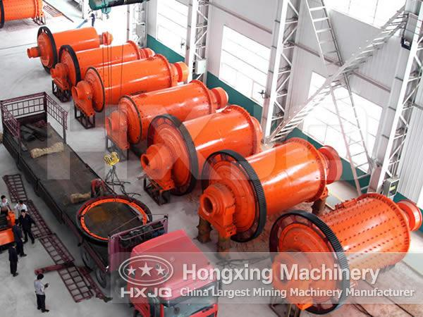 energy saving ball mills