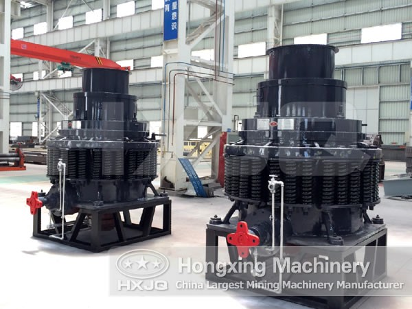 secondary cone crusher